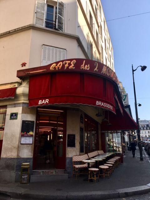 Cafe de Deux Moulins
