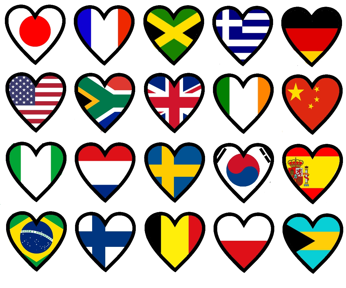 Love Languages Expressing Love By Culture