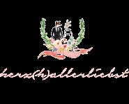 Das Logo von Herzhallerliebst