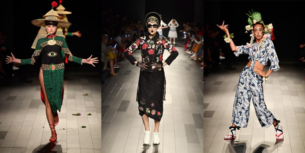 dasynka-fashion-blog-blogger-influencer-inspiration-shooting-model-jean-paul-goude-desigual-new-york-fashion-week-2017
