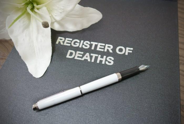 Data Suppression deceased screening