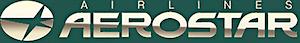 Aerostar логотип