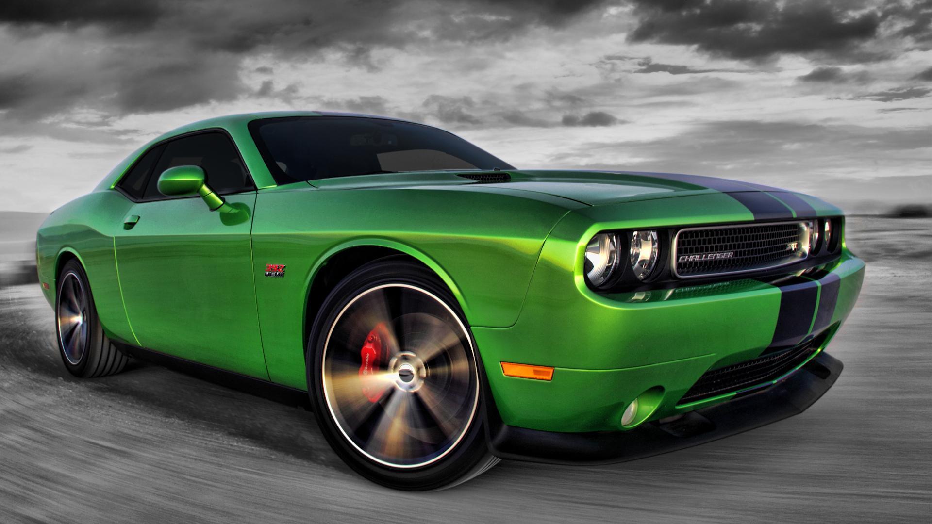 Dodge Charger Muscle Car Wallpaper 2011 Challenger Srt8 Hd Desktop Wallpaper Widescreen