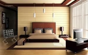 interior bedroom resolution architecture bed desktop definition