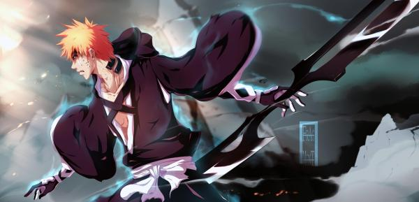 Ichigo Kurosaki Bleach Anime