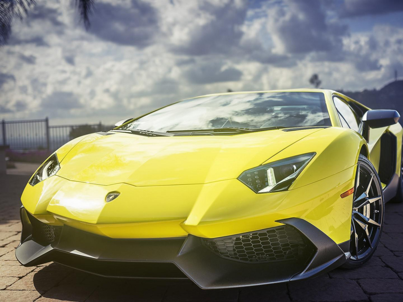 Enter your local zip for lease and purchase offers. Wallpaper Lamborghini Aventador Yellow Super Sports Car Hd Widescreen High Definition Fullscreen