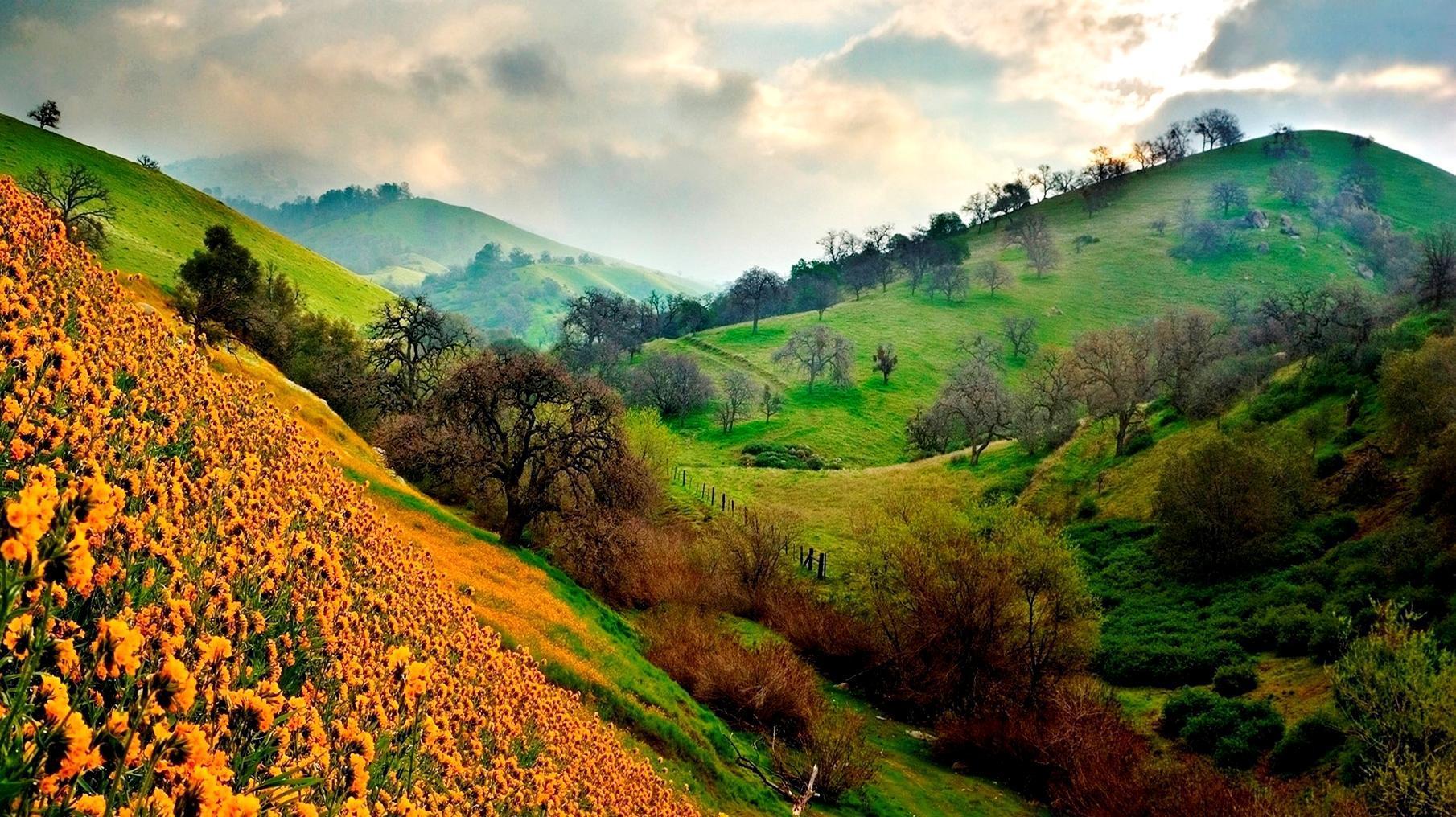 Natura paesaggio hd sfondo del desktop widescreen lalta definizione fullscreen