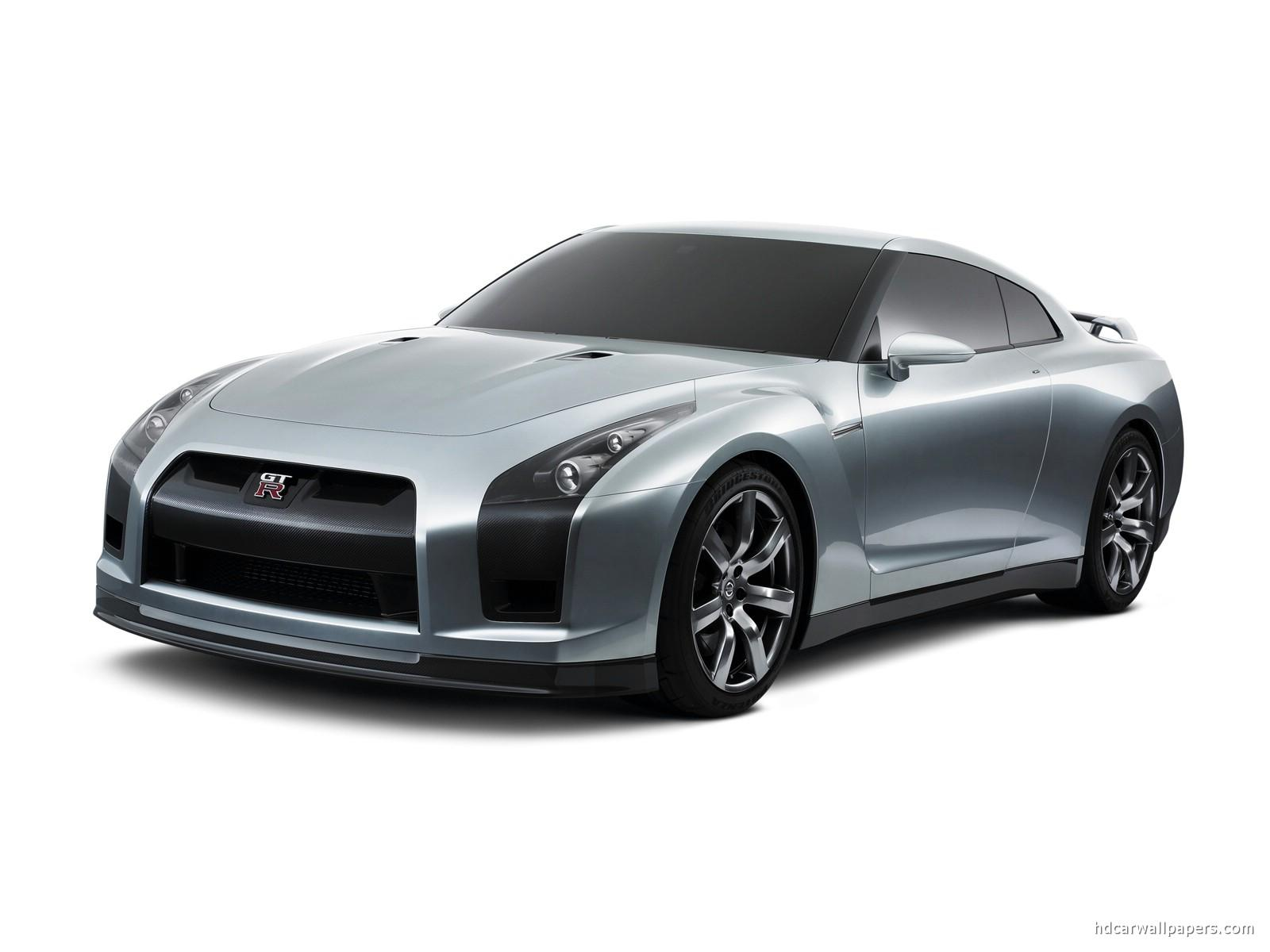 Nissan Gtr Proto Concept Hd Desktop Wallpaper Widescreen High