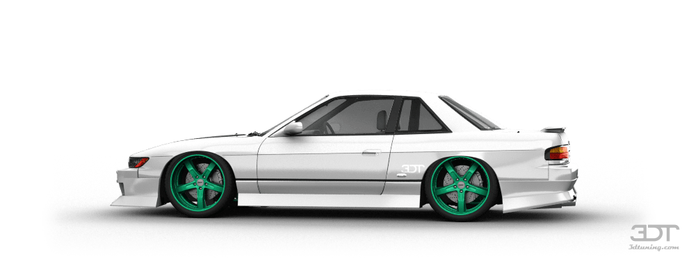 Nissan Silvia Club K's Coupe 1992 tuning