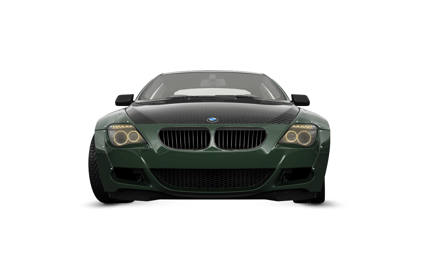 hight resolution of bmw 6 series 03 by ibragimibragim
