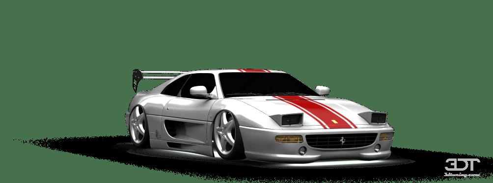 Ferrari F355 Berlinetta Coupe 1994 tuning
