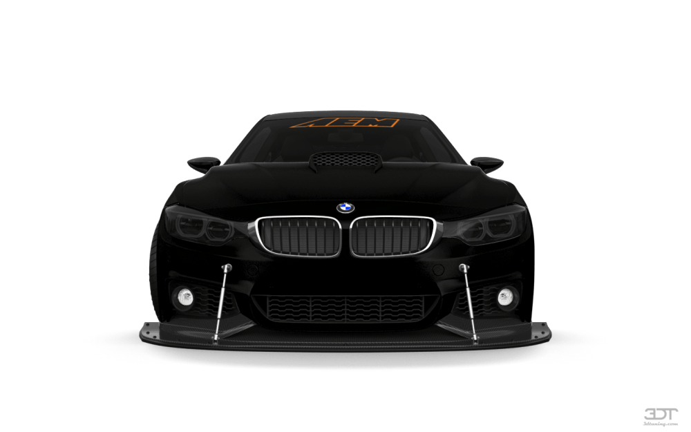 medium resolution of 3dtuning styling and tuning disk neon iridescent car paint tons of wheels spoilers vinyls custom color partial painting of bmw 4 series 2 door