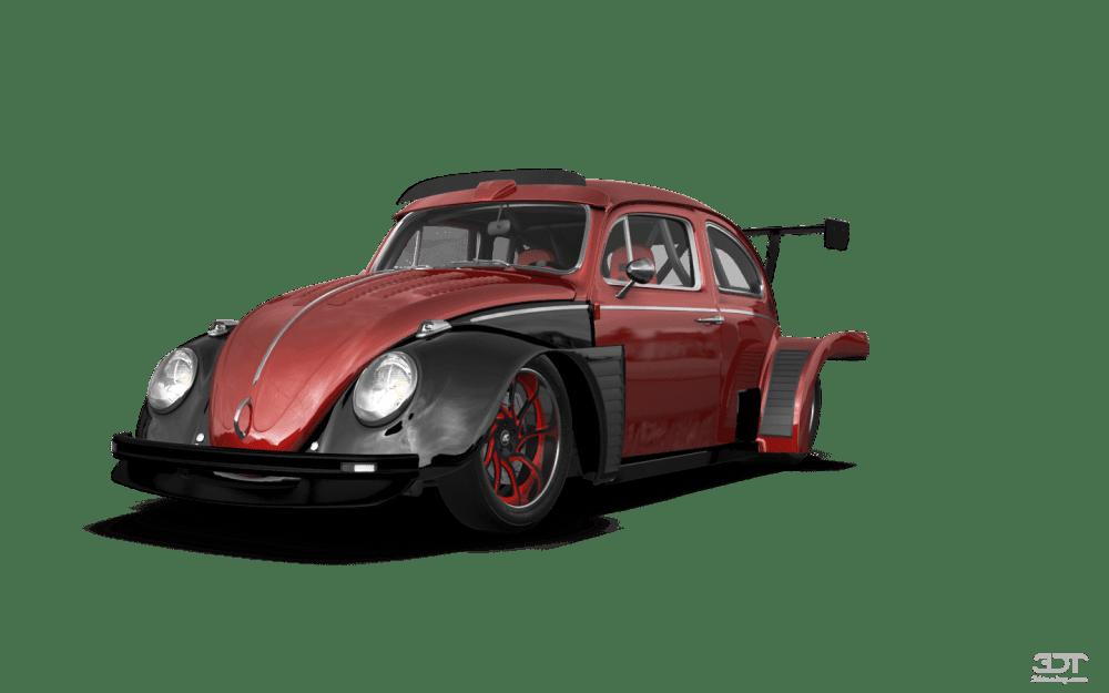 medium resolution of volkswagen beetle saloon 1964 tuning