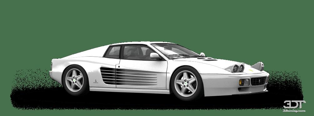 Ferrari 512 TR Coupe 1991 tuning