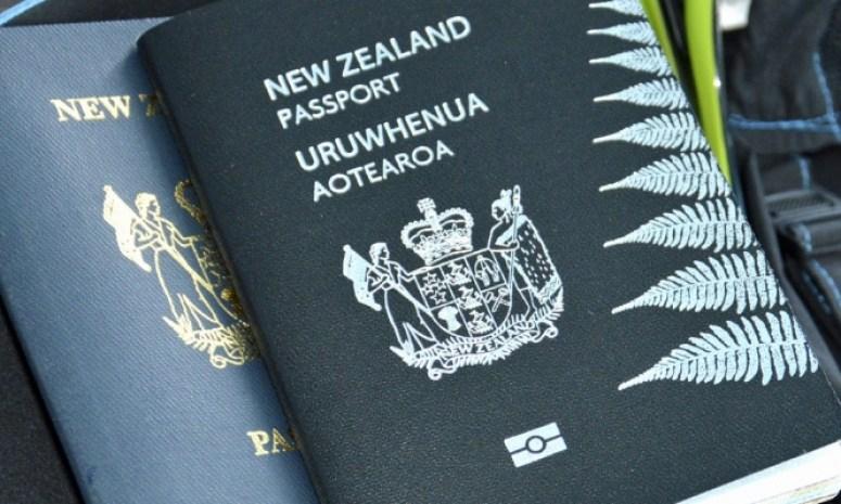 نتيجة بحث الصور عن نيوزيلندا جواز سفر