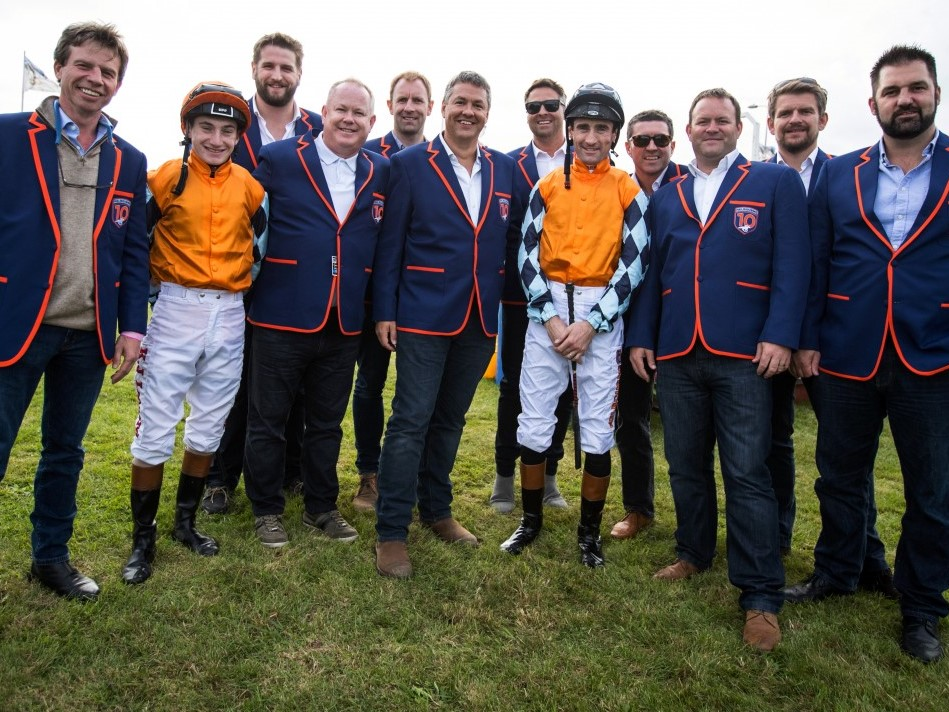 Image result for dougie costello jockey laytown