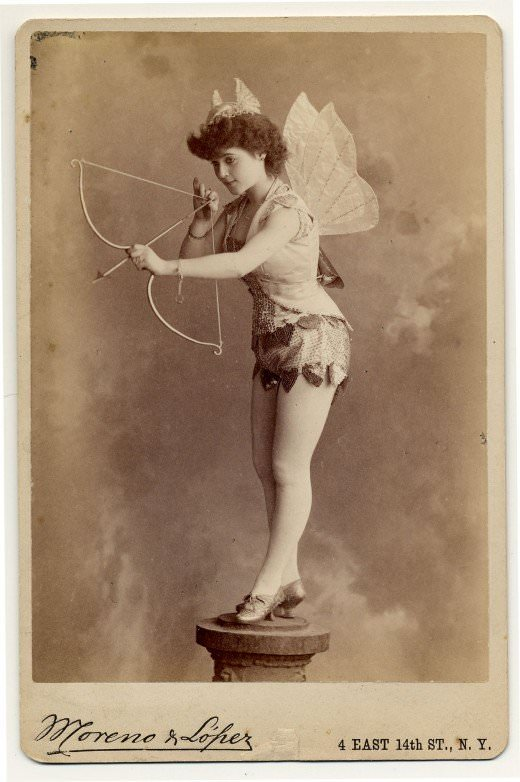 1890 pinups