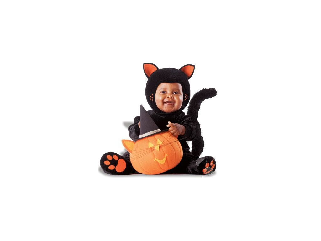 Bébé Halloween