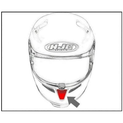 HJC ventilácia RPHA 11 Zadné Crutchlow Special 1 MC4H