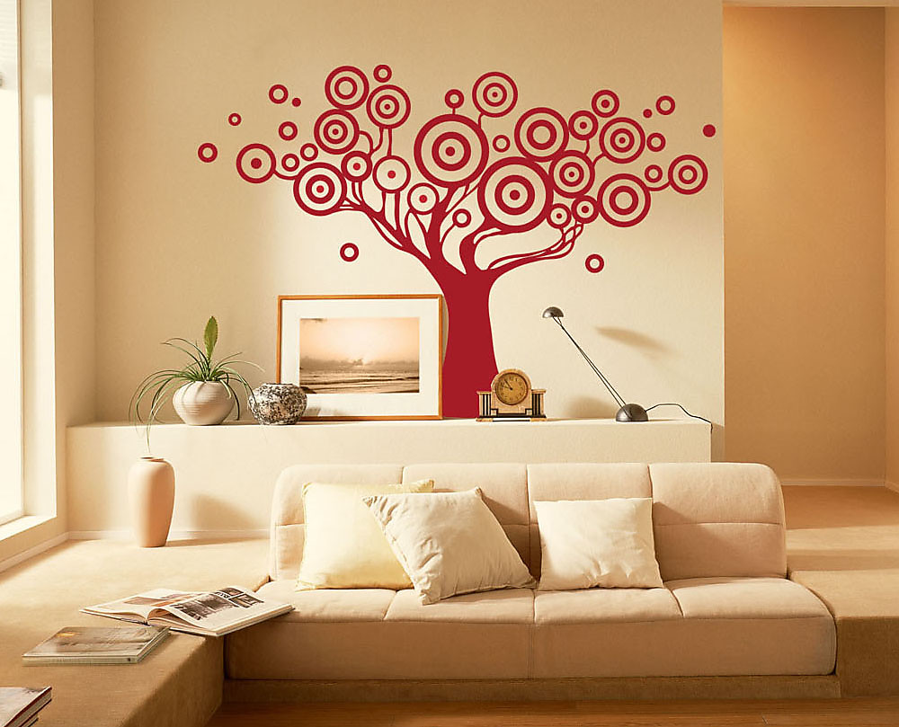 Stickers Murali Albero  Decoramoit