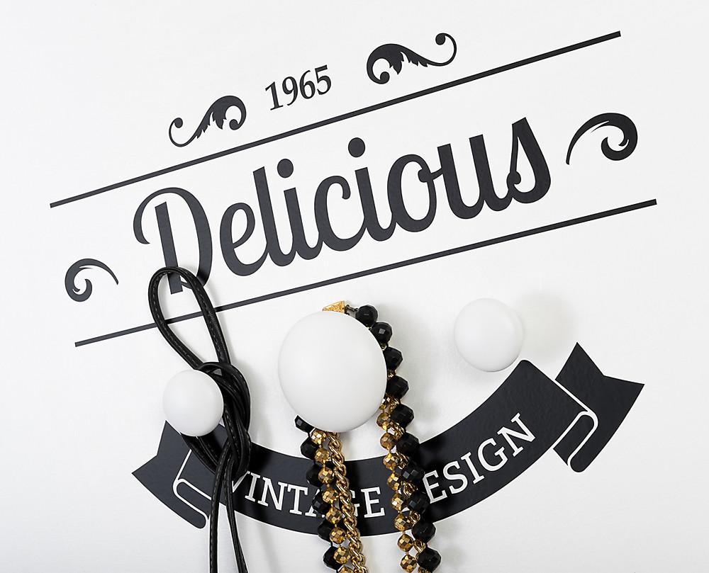 Delicious Vintage Design portagioielli decorativo