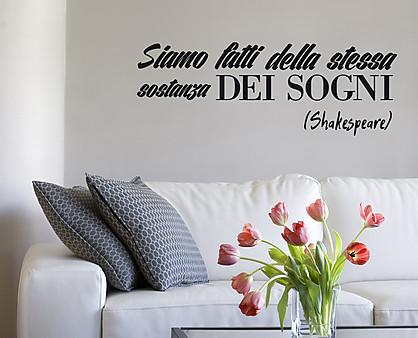 sogni adesivo decorativo da parete