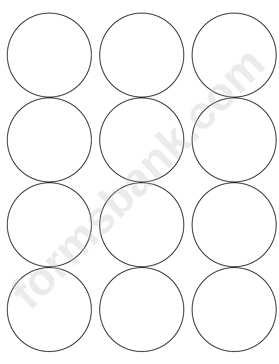 2.5 Inch Round Label Template printable pdf download