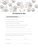 Emergency Card For Kids printable pdf download