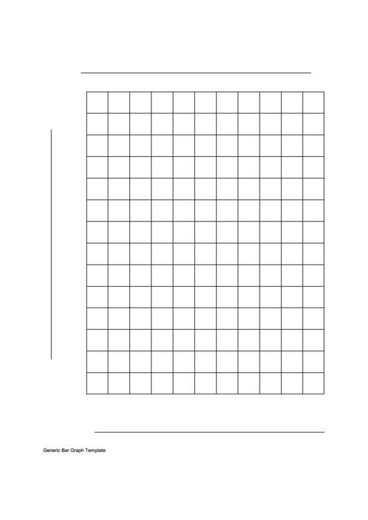 Bar Graph Template printable pdf download