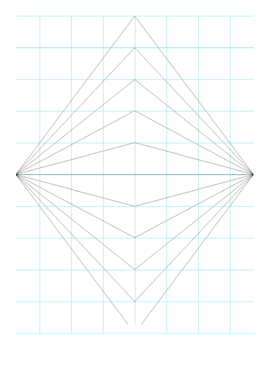 Perspective Grid 2 Point Printable Pdf Download