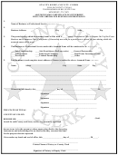 Assumed Name Certificate For Incorporated Business Form