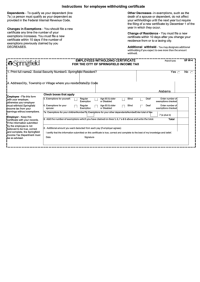 Top 7 Massachusetts Withholding Form Templates free to ...