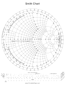 Impedance And Admittance Smith Chart printable pdf download
