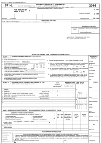 28 Los Angeles County Assessor Forms And Templates free to ...