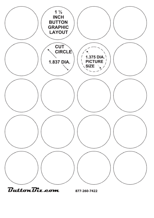 48 Circle Templates free to download in PDF