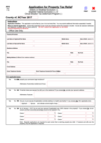 694 North Carolina Tax Forms And Templates free to ...