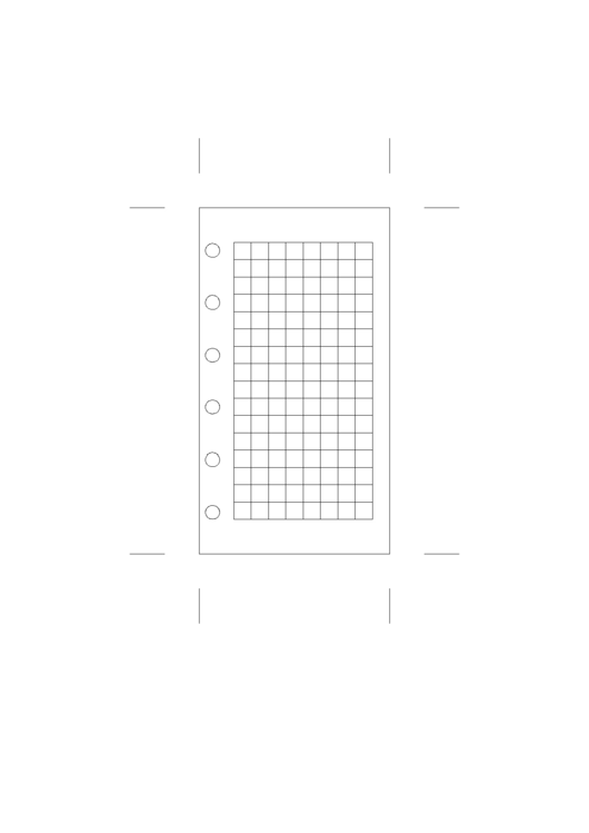Top Mini Notebook Paper Templates free to download in PDF