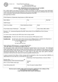 Top Ga Sales Tax Form Templates free to download in PDF format