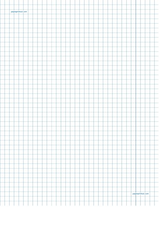 1/4 Inch Graph Paper Printout printable pdf download
