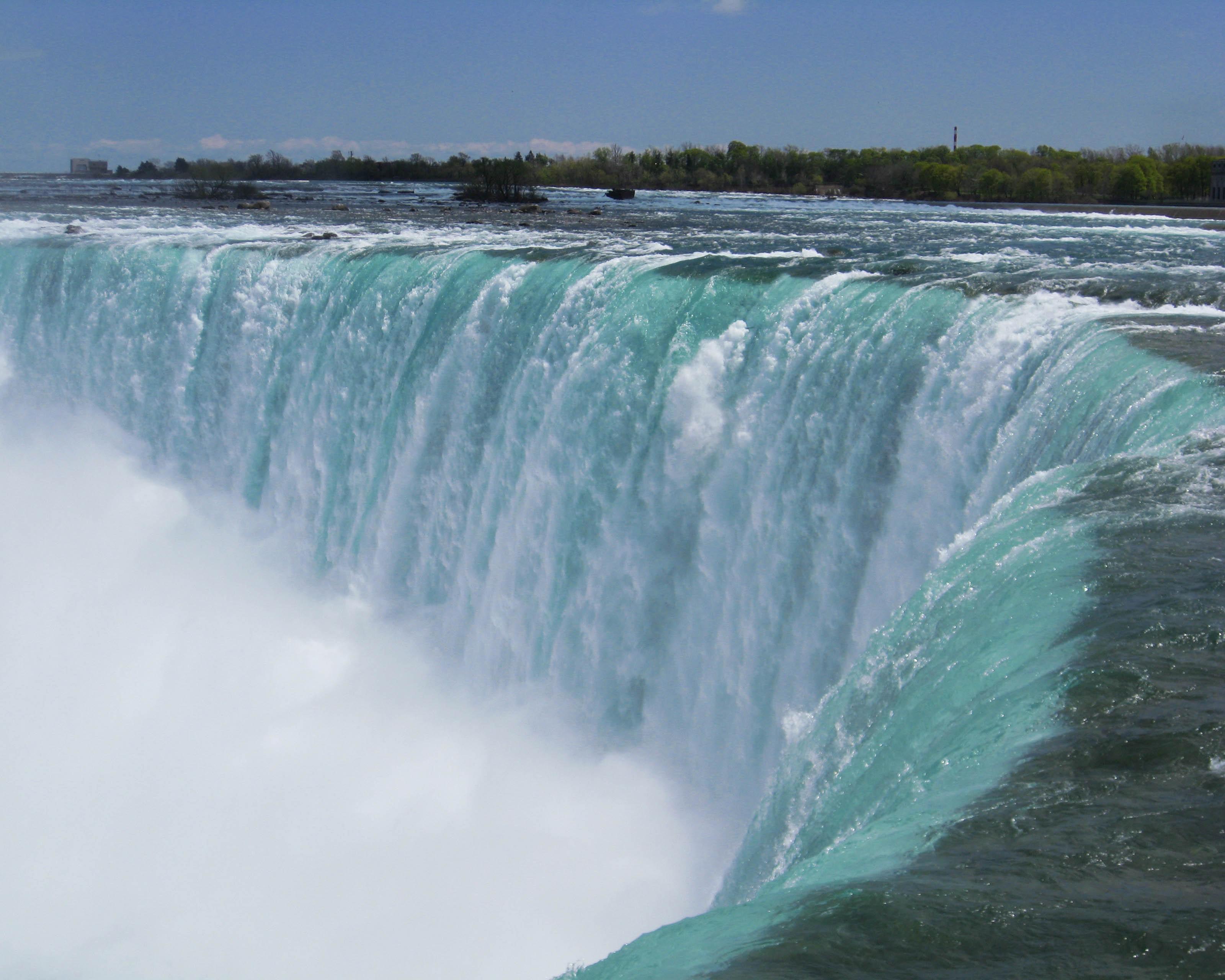 Numa Falls Canada Wallpaper Hd Amazing Landscape View Of Niagara Falls In Ny United