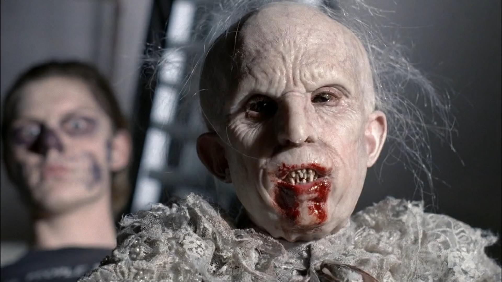 HD American Horror Story Thriller Dark Evil Vampire