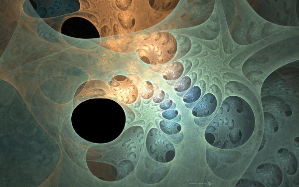 Hd Art Fractal Abstract Wallpaper Free - 141625