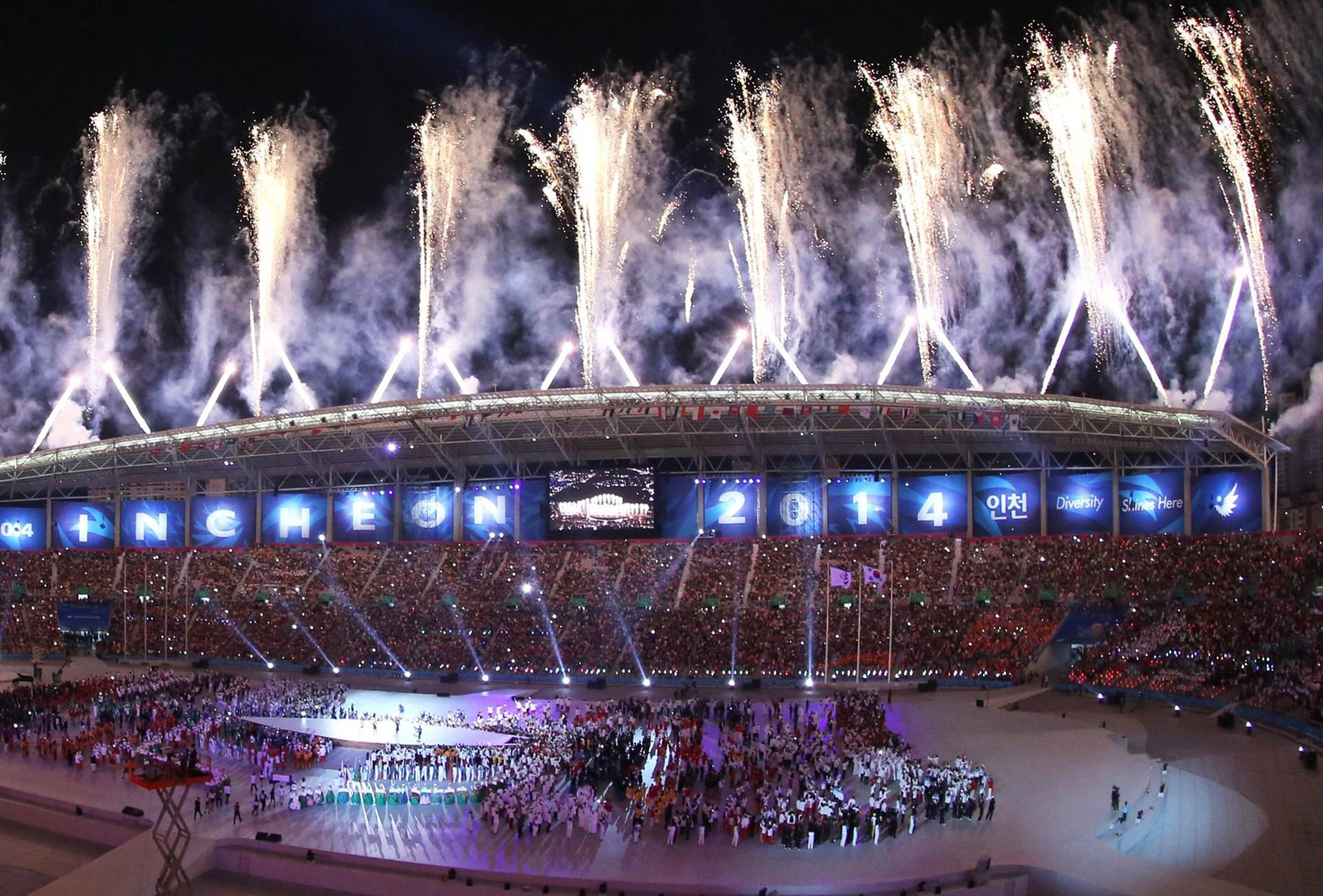 Hollywood Beautiful Girl Hd Wallpaper Hd Asian Games Opening Ceremony Wallpaper Download Free