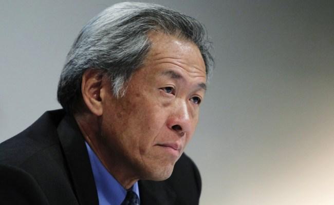 Singapore Defence Minister Ng Eng Hen Warns Of Rising