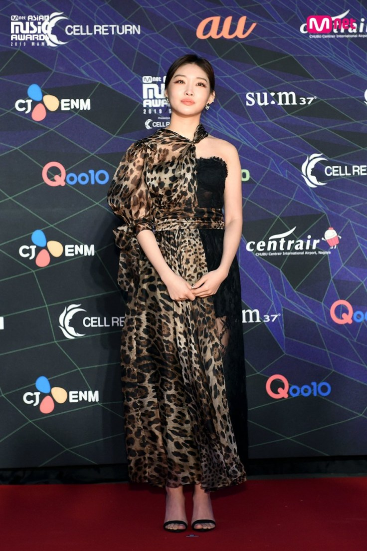 Mama 2019 See The Best Red Carpet Looks From Mnet Asian