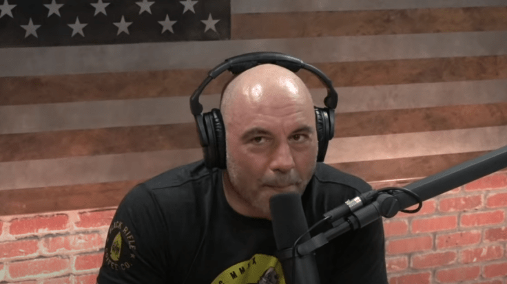 Fear Factor Host Joe Rogan Gets Tested Twice For