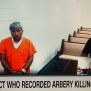 Ahmaud Arbery Man Who Filmed Shooting Tried To Block And