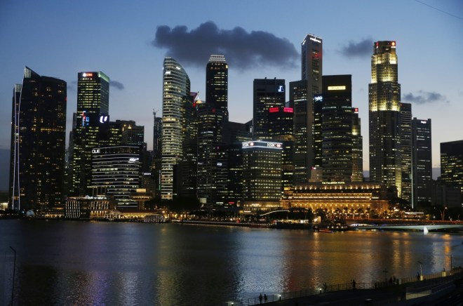 Singapore Faces Recession As Gdp Shrinks 2 And Exports