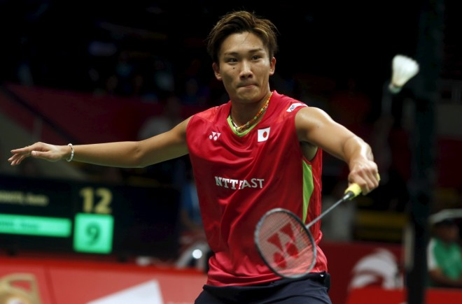 Badminton Kento Momota Makes Winning Return After