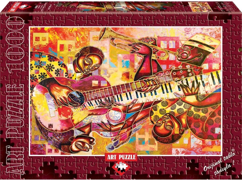 Puzzle Orchestra Art-Puzzle-4362 1000 Pieces Jigsaw